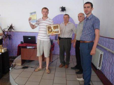 6 етап Кубка Рівненської області - 2013