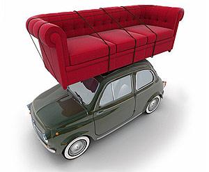 Какую машину выбрать для перевозки мебели.