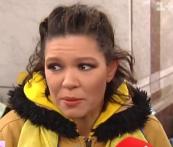 Руслана пообіцяла зігріти Євромайдан, роздягнувшись до купальника