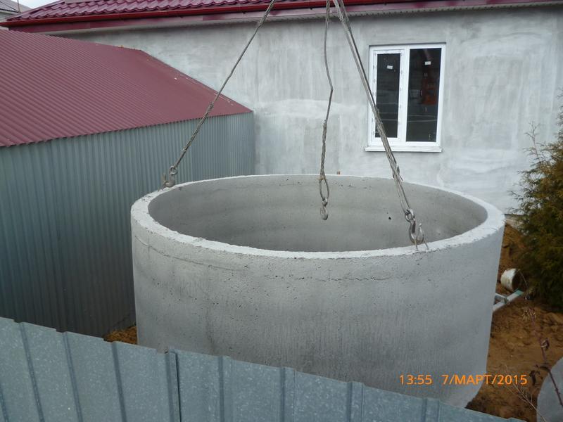 канализация на даче киев