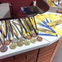 12 медалей – Рівненські кікбоксери виграли більше, ніж сподівалися