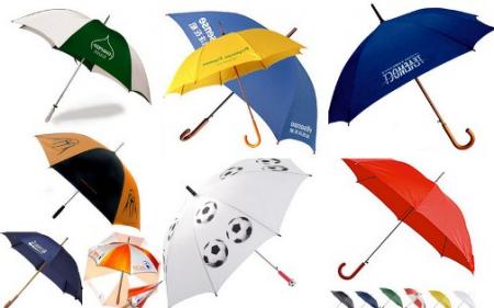 Зонт с нанесением логотипа – от deksgroup.com