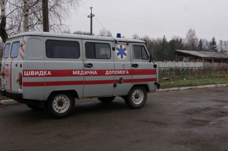 Знищення швидкої допомоги призведе до подальшого скорочення населення Украї ...