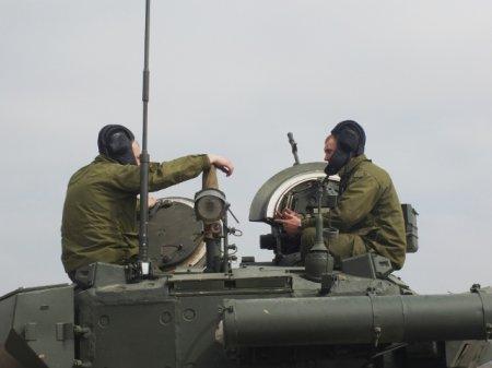 На Рівненщині перевірили готовність Т-84 та їх екіпажі до танкових змагань «Сильна Європа»
