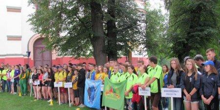 На Острожчині  підсумували результати 47 Чемпіонату України з пішохідного туризму