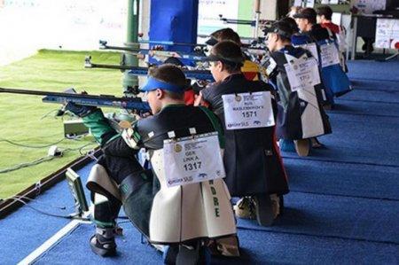 Майже з десяток нагород привезли рівненські спортсмени із Чемпіонату України з кульової стрільби