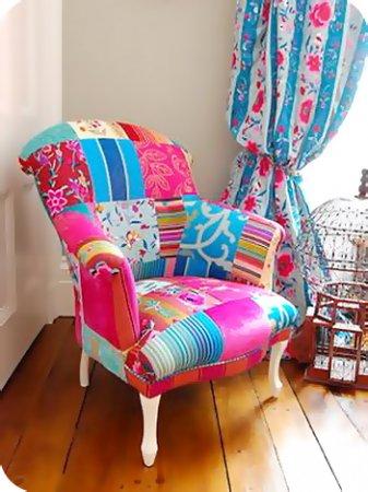 Как вернуть к жизни старое добротное кресло?