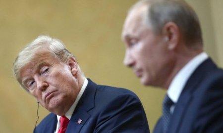 МЗС РФ: Трамп скасував зустріч з Путіним не через події в Чорному морі