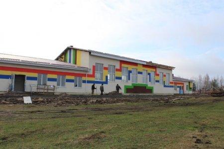 У селі на Поліссі будують багатофункціональний спорткомплекс