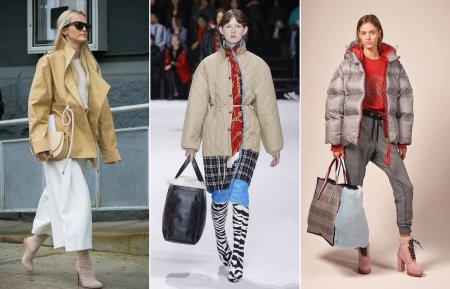 Модные куртки: какие тренды будут пользоваться популярностью в наступающем 2019 году