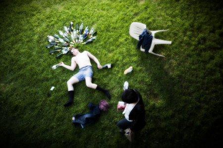 О вреде и пользе спиртных напитков