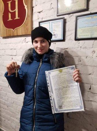 На Рівненщині 34 дитини-сироти отримали власне житло