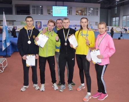 Рівненські спортсмени вибороли призові місця на всеукраїнських змаганнях у Києві