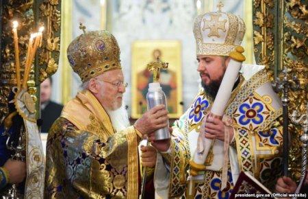 «Тричі неканонічна» УПЦ (МП). Томос для України кардинально змінив ситуацію