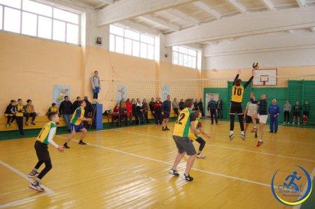 На Рівненщині відбувся традиційний турнір з волейболу