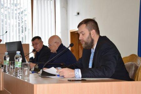 У Рівному розпочала роботу позачергова 24 сесія обласної ради