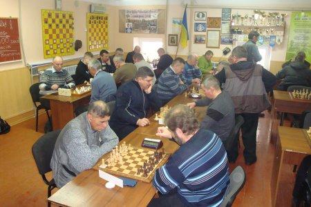 Перший етап Відкритого Кубка з шахів Сарненського району