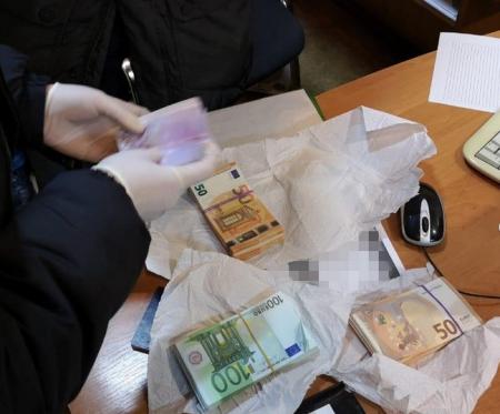 На Волині СБУ викрила іноземця на пропозиції хабара співробітнику Служби