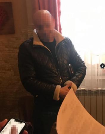 СБУ викрила депутата Луцької міської ради на наданні неправомірної вигоди