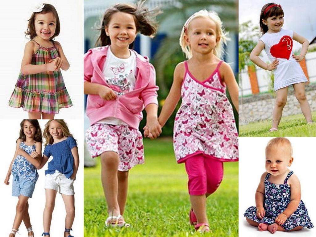 Стильная одежда для девочек: модные тенденции