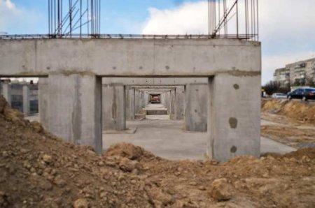 Спорткомплекс на Макарова: будівництво росте на очах