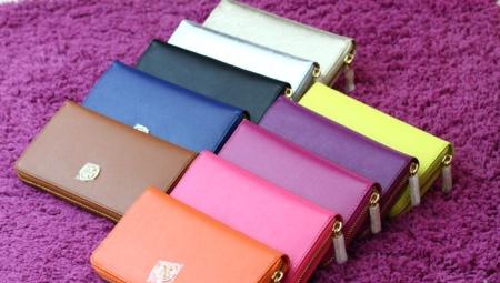 Якого кольору має бути гаманець, що притягує гроші