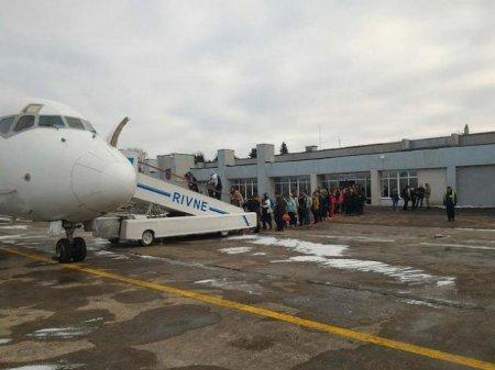 Рівненський аеропорт «налітав» майже 5 млн грн  фінансових порушень