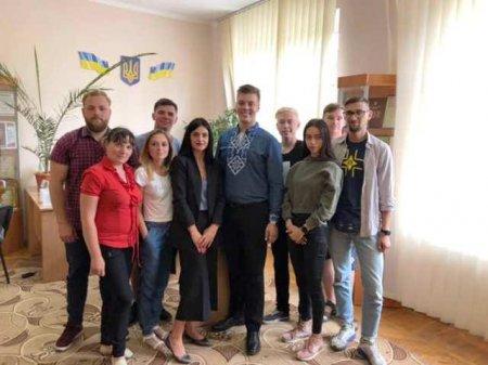 На Рівненщині утворили молодіжну раду та обрали її керівника