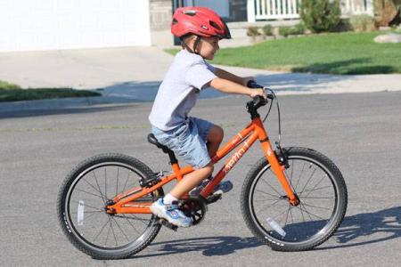 Выбираем велосипед для семилетнего ребенка