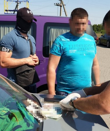 СБУ викрила посадовців Волинської митниці на вимаганні грошей у громадян