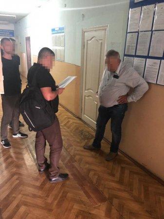 На Рівненщині СБУ викрила на хабарі директора «Дермансько-Острозького» Наці ...