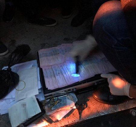 На Рівненщині СБУ викрила на хабарі одного з керівників райвідділу поліції