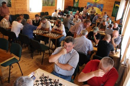 У Сарнах змагалися шахісти