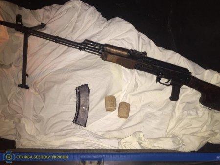 На Буковині колишній військовий реалізовував зброю із району проведення операції Об'єднаних сил