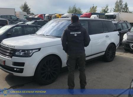 На Житомирщині СБУ припинила діяльність центру з мінімізації податкових платежів при розмитненні автівок