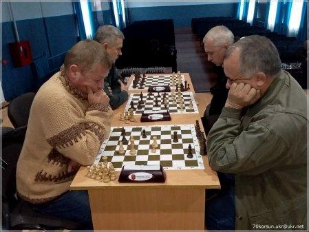 Іван Зань – перший володар кубка міста Сарни з шахів