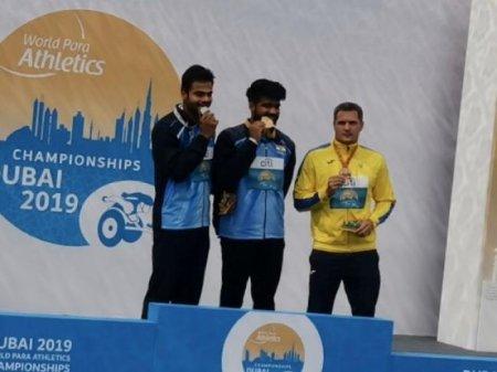 Спортсмен з Рівненщини виборов бронзу на чемпіонаті світу