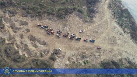 Нелегальний видобуток корисних копалин на Буковині завдав державі збитків на майже 90 мільйонів гривень