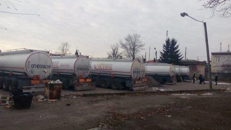 На Рівненщині вилучено партію дизельного пального, вартістю 9,3 мільйона гривень, яке імпортували в Україну за підробленими документами