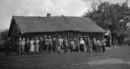 Села Сарненщини на невідомих фото 1934 року