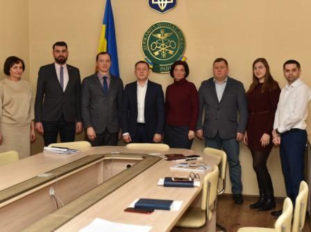 З візитом до Поліської митниці прибули представники Консультативної місії Європейського Союзу