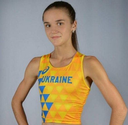 Рівненська легкоатлетка виборола золото на юніорському чемпіонаті