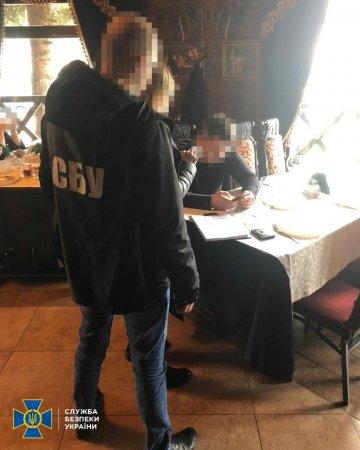 СБУ викрила чиновника Житомирської ОДА на вимаганні неправомірної вигоди