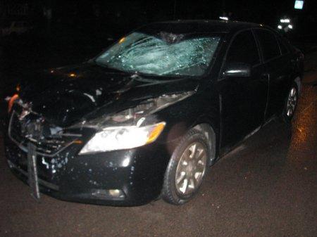 У Рівному водій іномарки збив відомого журналіста та його дружину